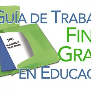 Un libro para estudiantes del Grado de Educación que estén haciendo el TFG.