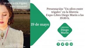 Diego Marín Un olivo entre trigales